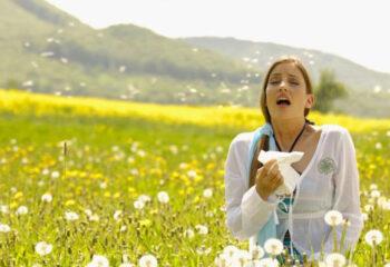 Αλλεργίες  και πώς ν' απαλλαγούμε οριστικά απ' αυτές